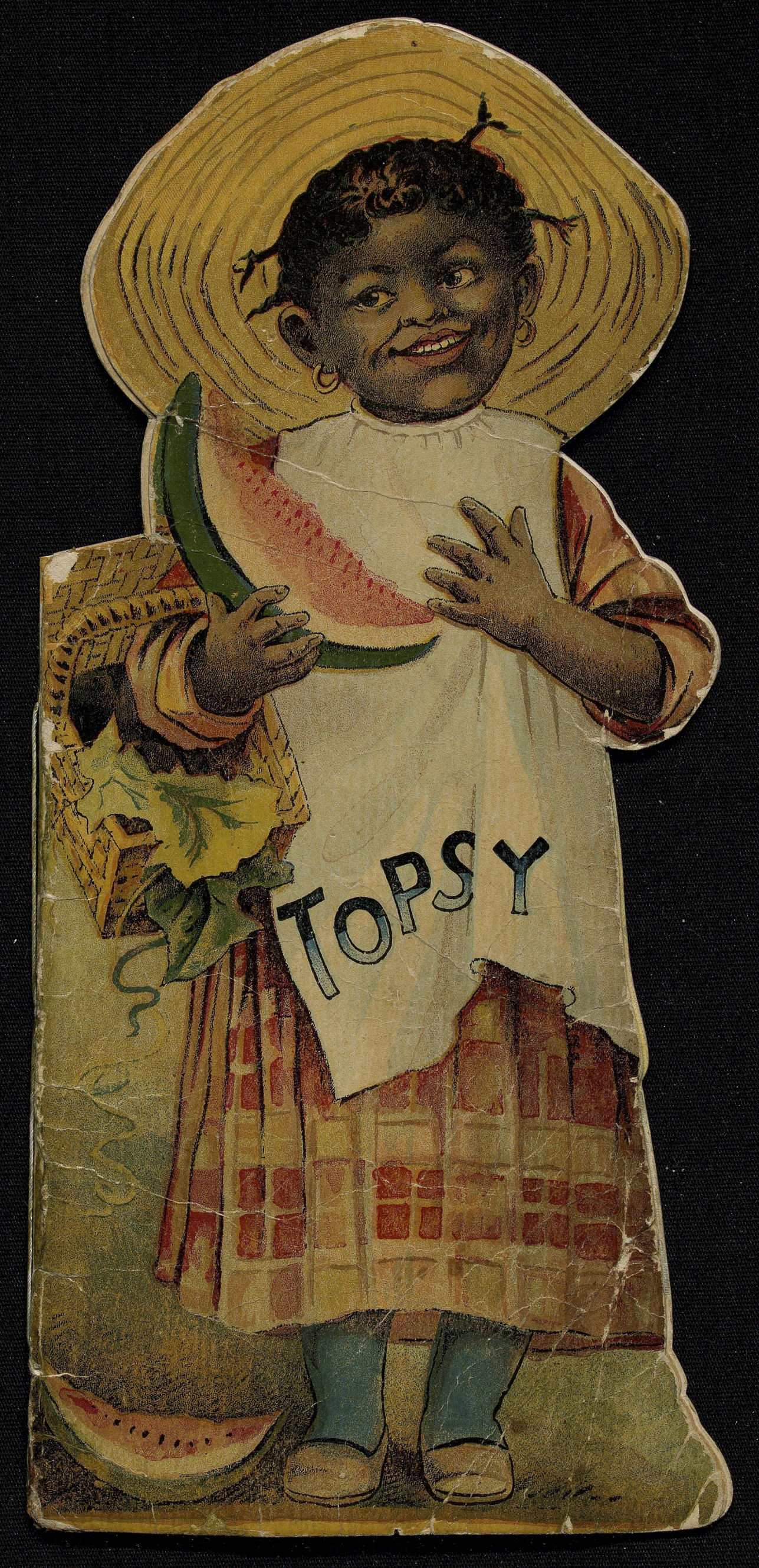 Topsy, c.1894-1914. Content compilation © 2020, by the American Antiquarian Society. All rights reserved.